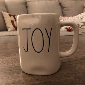 Rae Dunn joy mug